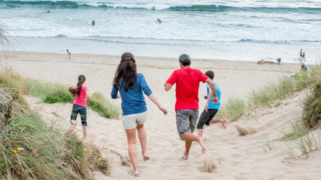 Family Holiday Parks Devon Woolacombe Bay Holiday Parks