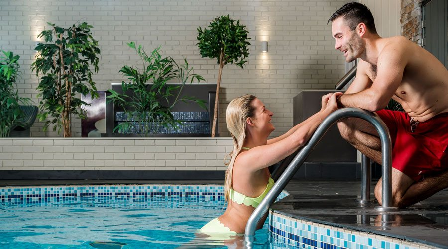Spa health and fitness holidays in North Devon