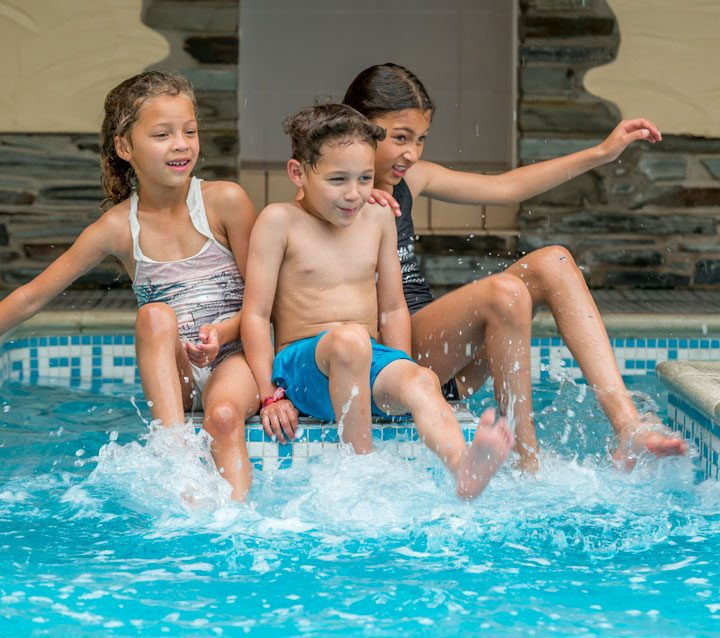 Easewell Farm Holiday Park toddler pool