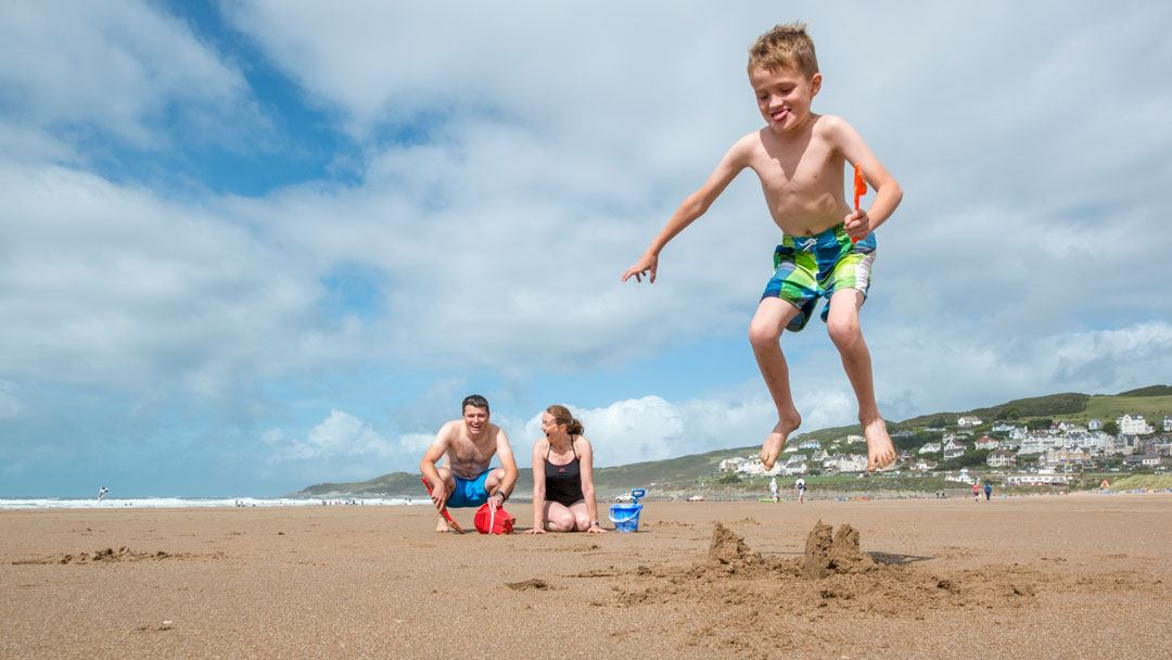 May half term deals in Woolacombe